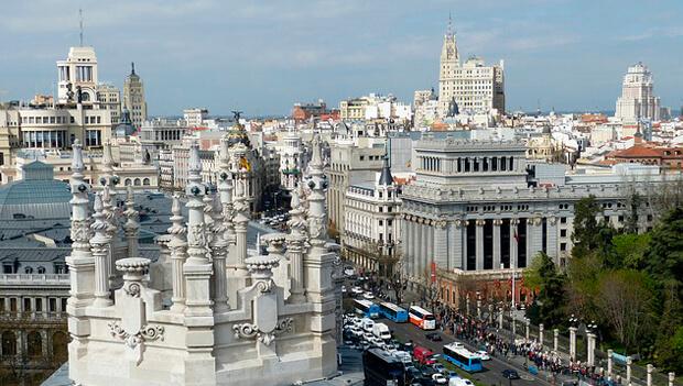 Imagem de Lisboa > Madrid