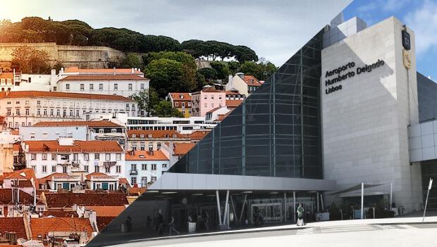 Imagem de Centro de Lisboa > Aeroporto