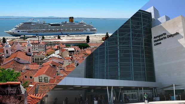 Imagem de Porto de Cruzeiros > Aeroporto