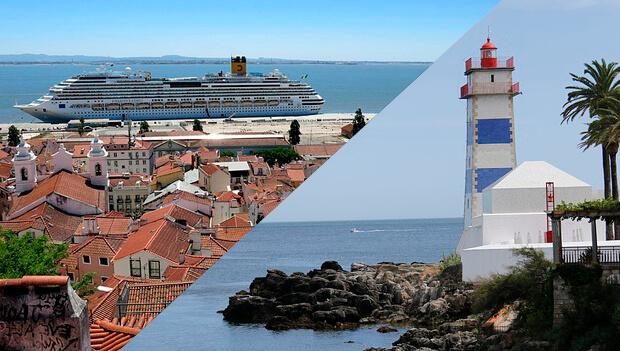 Imagem de Porto de Cruzeiros > Estoril ou Cascais