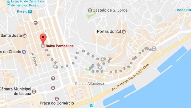 Imagem de Underground de Lisboa