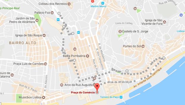 Imagem de Melhor de Lisboa a Pé