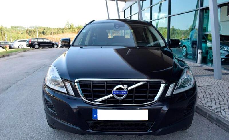 Volvo XC60 | Transfers e Tours Lisboa