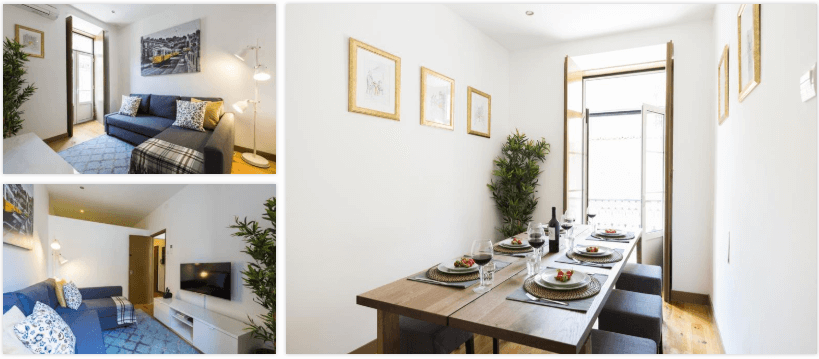 Apartamento para Alugar em Lisboa Bairro Alto III
