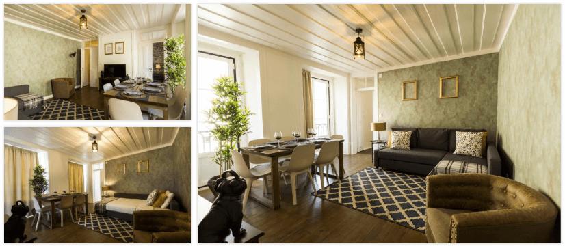Apartamento para Alugar em Lisboa Castelo II