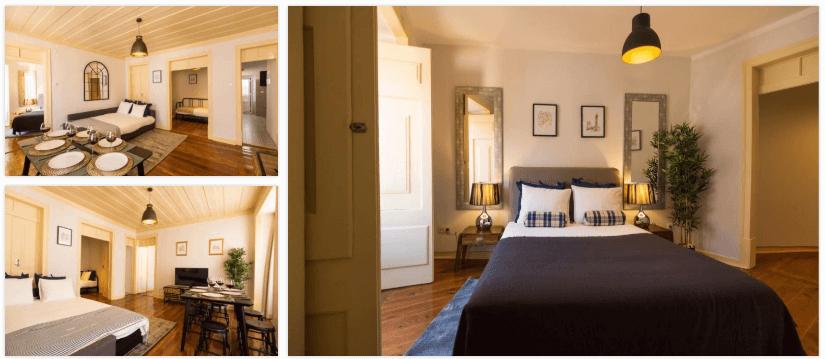 Apartamento para Alugar em Lisboa Castelo IV