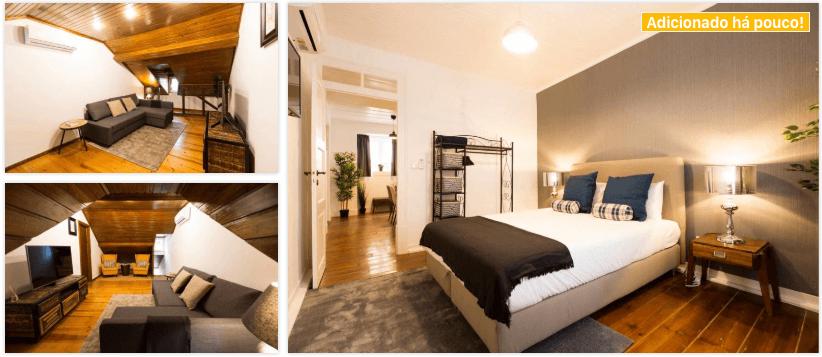 Apartamento para Alugar em Lisboa Castelo Terrace VI