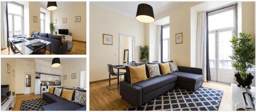 Apartamento para Alugar em Lisboa Chiado I