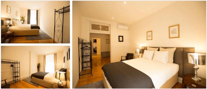Apartamento para Alugar em Lisboa Chiado IV
