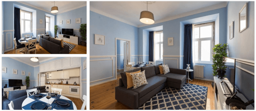 Apartamento para Alugar em Lisboa Chiado II