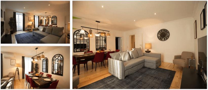 Apartamento para Alugar em Lisboa Chiado III