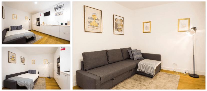 Apartamento para Alugar em Lisboa Chiado V