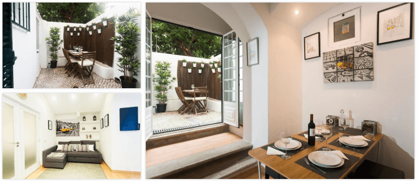 Apartamento para Alugar em Lisboa Príncipe Real II