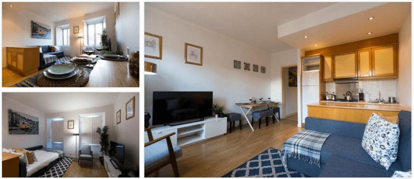 Apartamento para Alugar em Lisboa Príncipe Real V