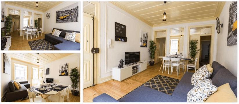 Apartamento para Alugar em Lisboa Rato I