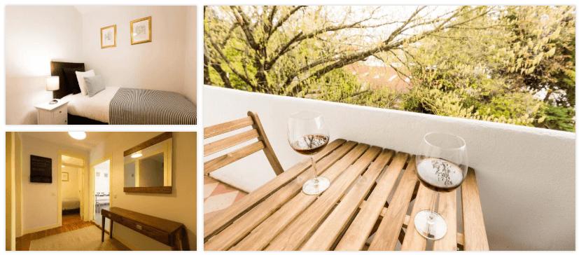 Apartamento para Alugar em Lisboa Rato III