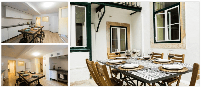 Apartamento para Alugar em Lisboa Rato Terrace II