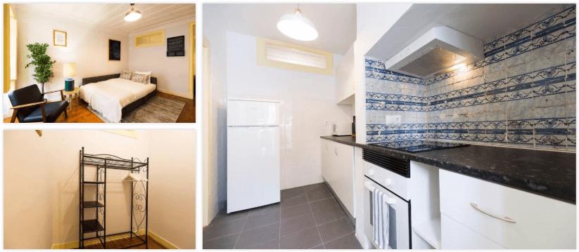 Apartamento para Alugar em Lisboa Rato Terrace IV