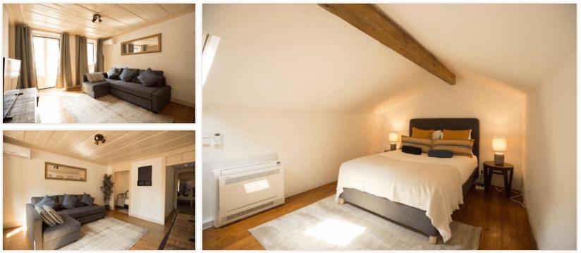 Apartamento para Alugar em Lisboa Rato V