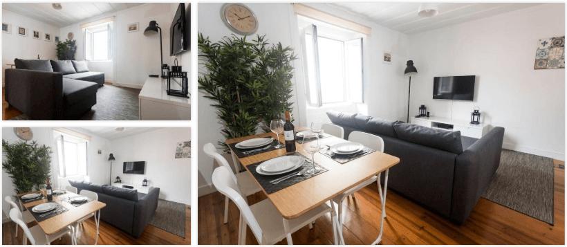 Apartamento para Alugar em Lisboa Bairro Alto I