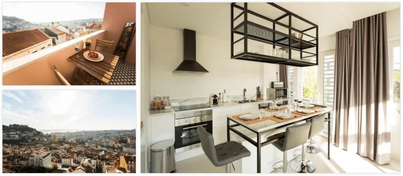 Apartamento para Alugar em Lisboa Graça II
