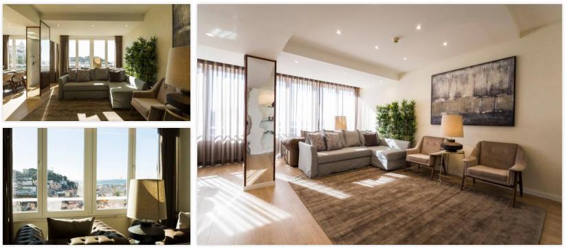 Apartamento para Alugar em Lisboa Luxury Graça I