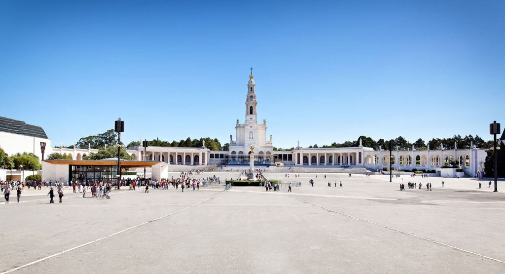 Santuário de Fátima - Portugal