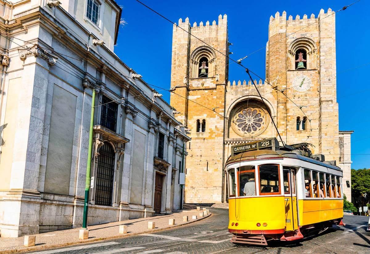 Walking Tour Alfama – Mouraria – Graça - Rua da Madalena
