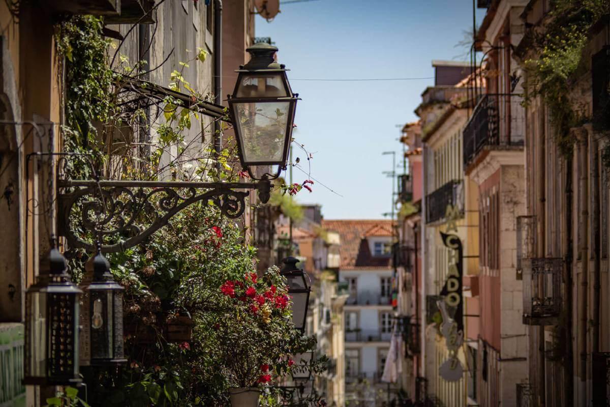 Walking tour Baixa – Chiado – Bairro Alto