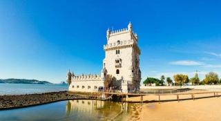 Walking Tour - Praça do Comércio até Belém - Torre de Belém