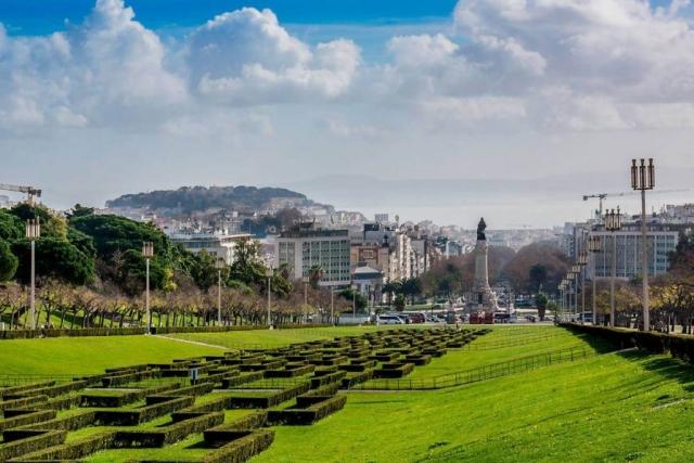 Walking Tours Parque Eduardo VII