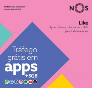 Chip de celular em Portugal | Chip de Celular Like