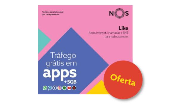 Chip de celular em Portugal | APPs Incluído