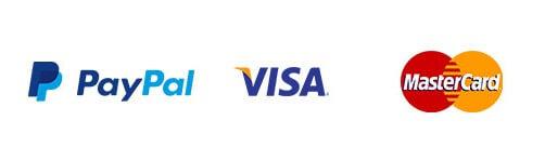 Bem-vindo a Lisboa | Logo Paypal