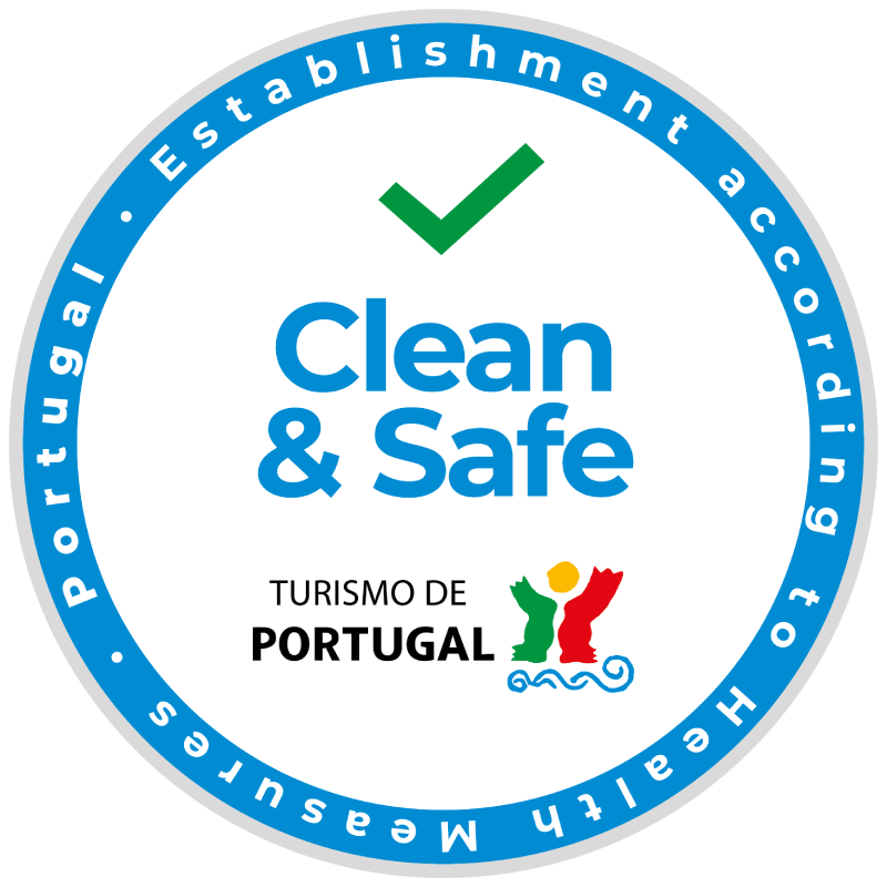 Safe & Clean | Turismo de Portugal