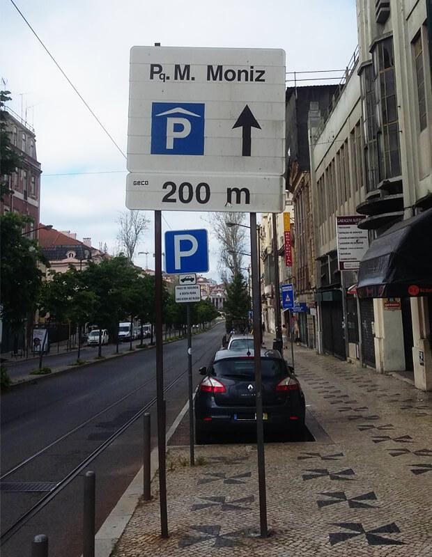 Estacionar o Carro na Cidade de Lisboa | Parques Subterrâneos