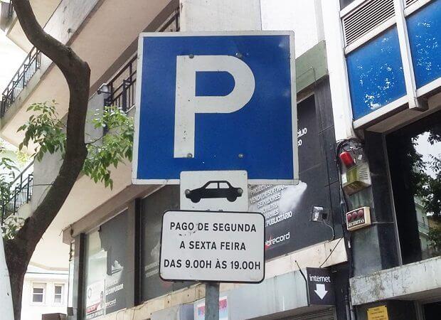 Estacionar o Carro na Cidade de Lisboa | Zona Paga