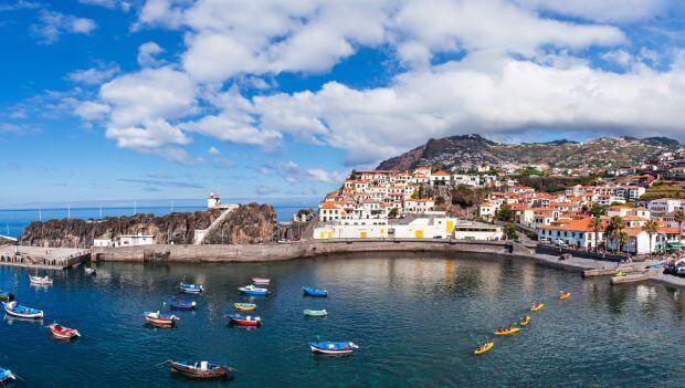 Ilha da Madeira Portugal | Camâra de Lobos