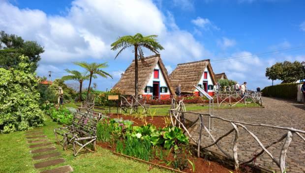 Ilha da Madeira Portugal | Casas de Santana