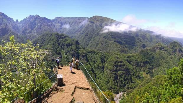 Ilha da Madeira Portugal | Mirantes