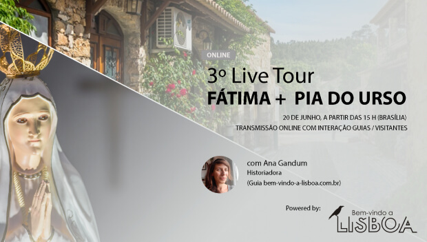 3ª Live Tour | Fátima e Pia do Urso