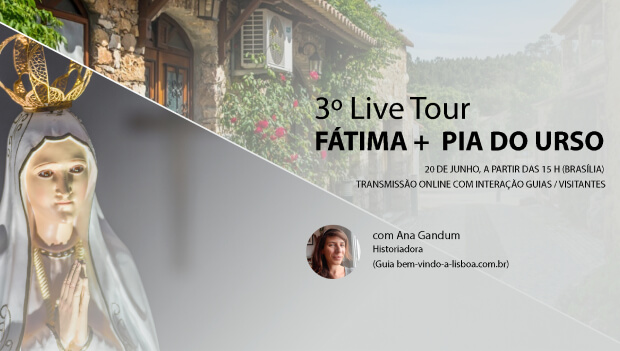 3ª Live Tour | Fátima e Pia do Urso, Tour Portugal