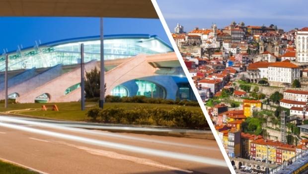 Imagem de Transfer Aeroporto > Centro do Porto