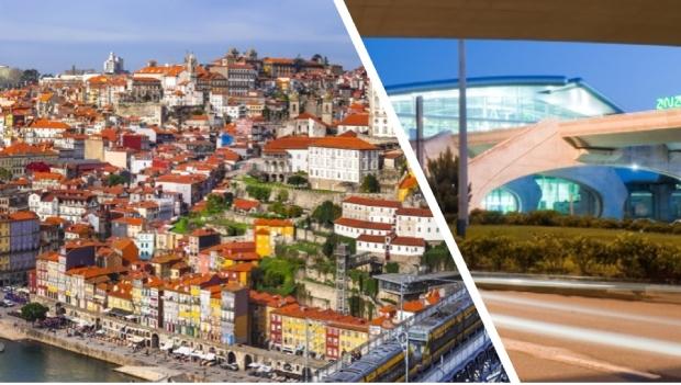 Imagem de Transfer Centro do Porto > Aeroporto do Porto